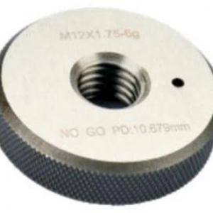 Calibração de anel roscado