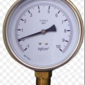 Calibração de manovacuômetro
