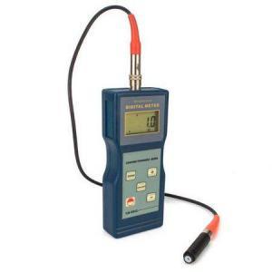 Calibração medidor de espessura