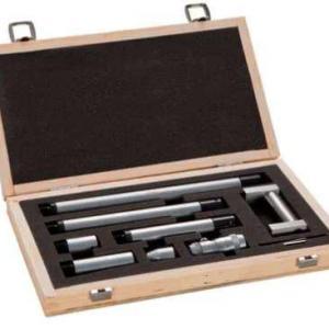 Calibração de micrometro interno