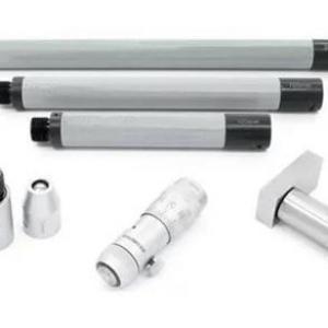 Calibração de micrometro interno de 2 pontas
