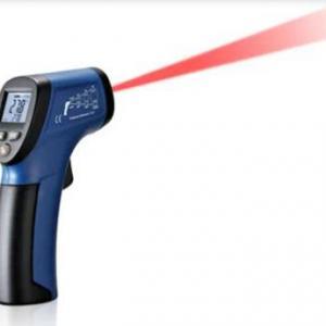 Calibração de termometro infravermelho