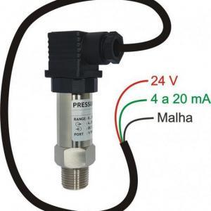 Calibração transmissor de pressão
