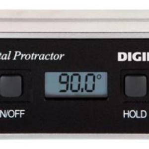 Calibrador de angulos digital