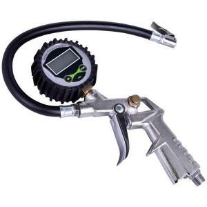 Calibrador de pneus digital