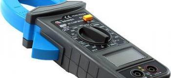 Calibração de alicate amperimetro