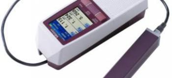 Calibração de rugosimetro