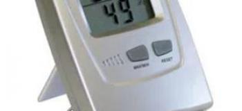 Calibração de termohigrometro