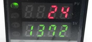 Calibrar controlador de temperatura